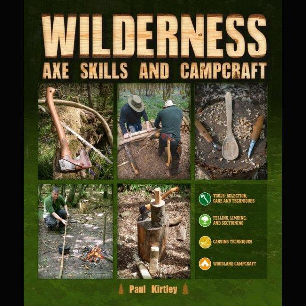 Wilderness Axe Skills And Campcraft (engelsk)