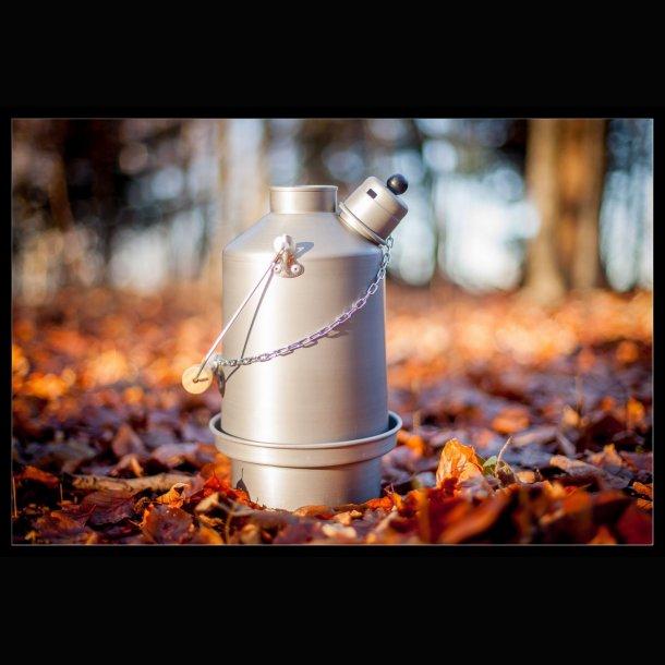 Ghillie kettle The Explorer 1,0 liter