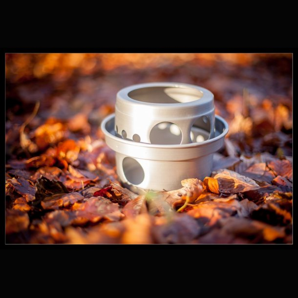 Ghilie kettle hobo stove