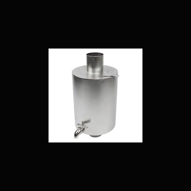 G-stove Skorstens vandvarmer 5 l.