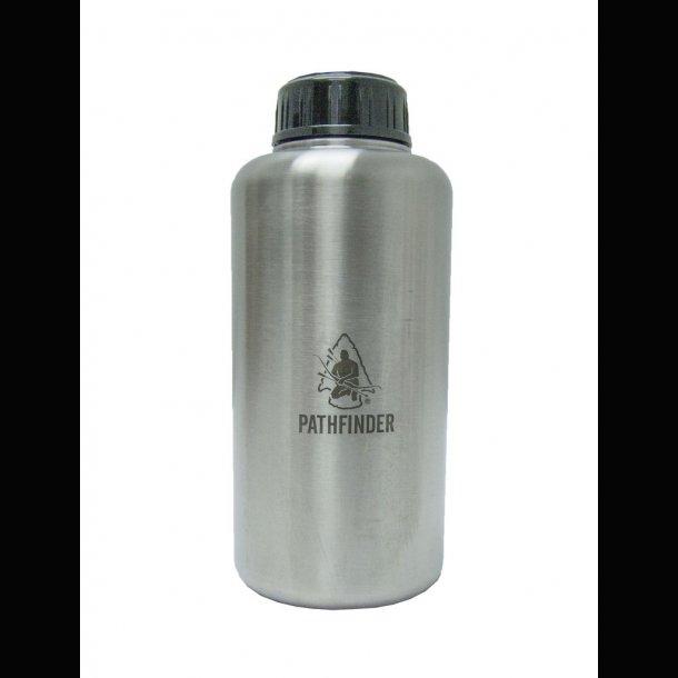 Pathfinder Stor stålflaske 2 liter