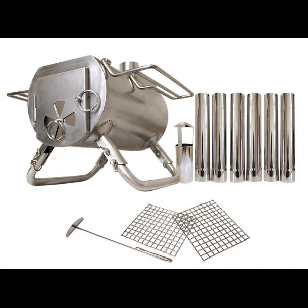 G-stove Heat brændeovn