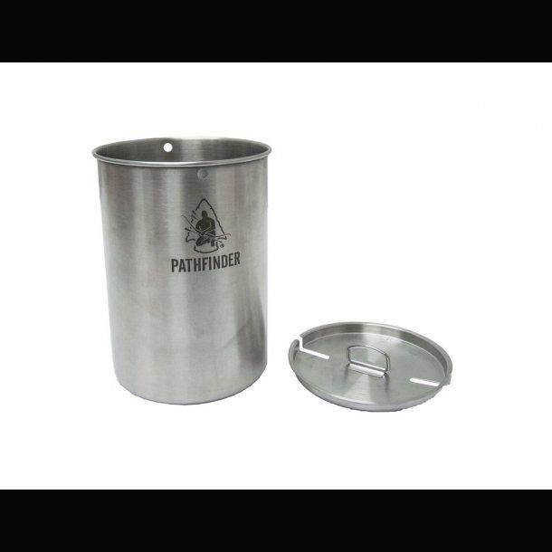 Pathfinder Stor stålkop 1,4 liter
