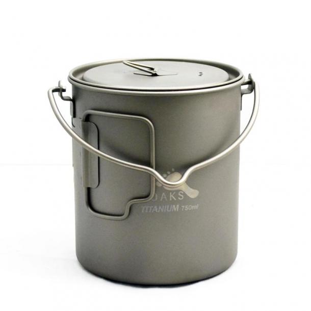 Toaks Titaniums kop 750 ml med hank
