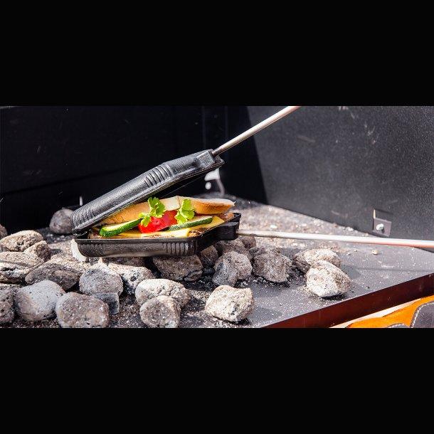 Petromax støbejerns toaster