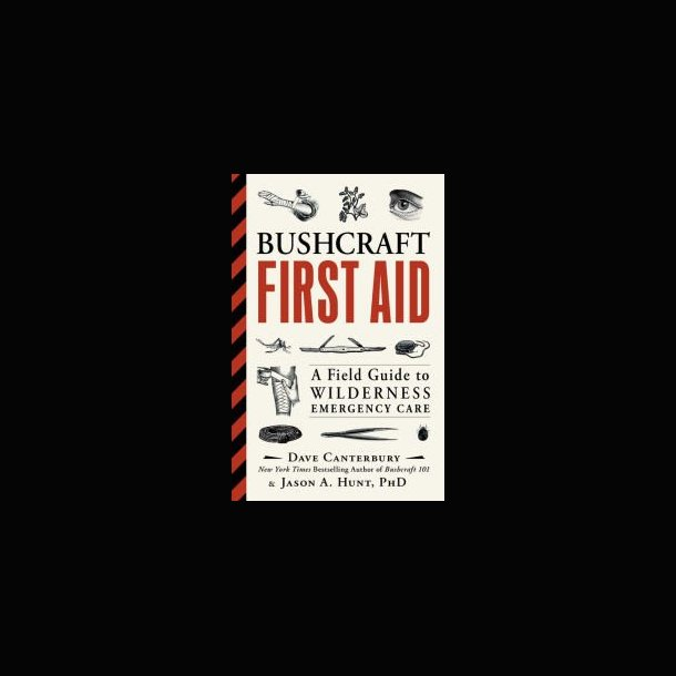 Bushcraft first aid bog