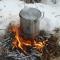 Pathfinder Bushpot stål