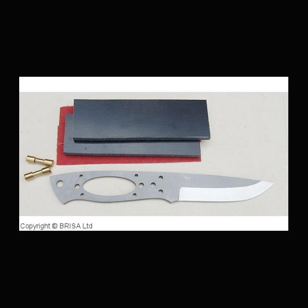Enzo Trapper O1 basic kit Sort micarta