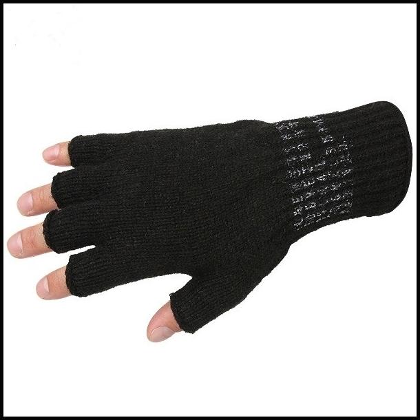 Fingerløse handsker ULD