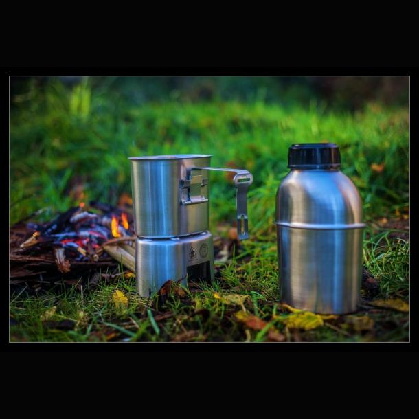 Pathfinder Canteen cooking set