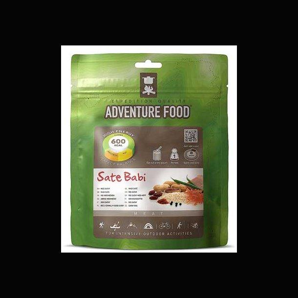 Adventure food Sati Babi